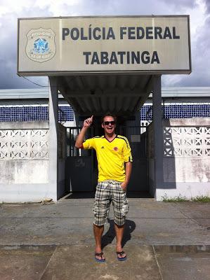 Policia Federal Tabatinga